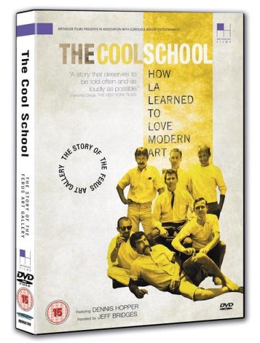 Art House 2 - The Cool School [DVD]