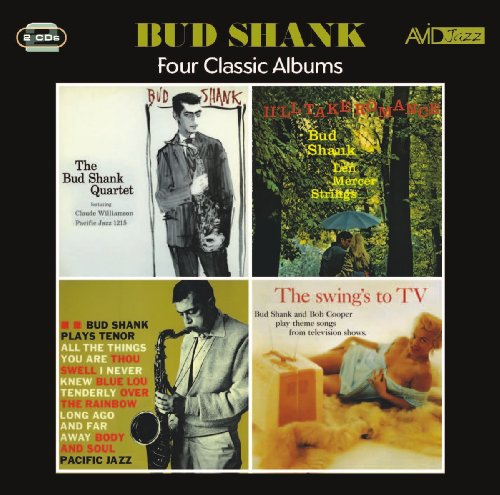 Swing's to TV Featuring Claude Williamson by Bud Shank