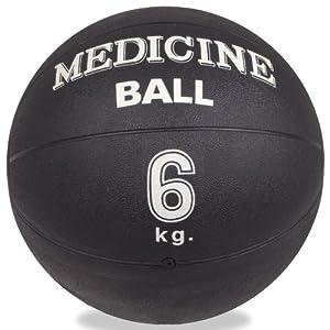 6KG MEDECINE BALL POIDS ALOURDI D'ENTRAINEMENT POUR BOXE SPORT FITNESS EXERCICE