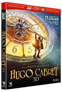 Hugo Cabret - Combo Blu-ray 3D active + Blu-ray 2D + DVD [Blu-ray] [Combo Blu-ray 3D + Blu-ray + DVD]