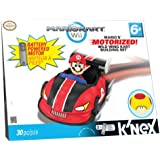K'NEX Mario Kart Wii Building Set: Mario's Motorized Wild Wing Kart