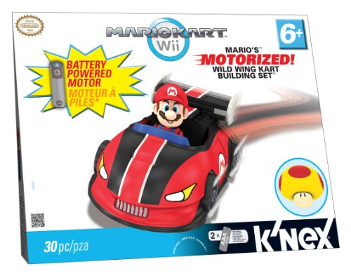 Nintendo Nintendo Marios Motorized Wild Wing Building Set
