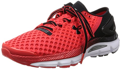Under Armour SpeedForm Gemini 2 Laufschuh rocket red-white-black - 44,5