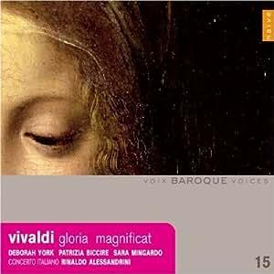 Vivaldi - Gloria; Magnificat
