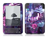 Protective Skin Designer Cover for Amazon Kindle Keyboard 3 - Neo New York - Gelaskins