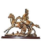 Shrisay Ventures Elegant Horse Showpeice