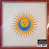 Larks' Tongues In Aspic - King Crimson - 200 Gram Super Heavy-weight Vinyl plus 320 kps download code