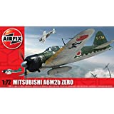 Airfix A01005 Mitsubishi Zero 1:72 Scale Series 1 Plastic Model Kit