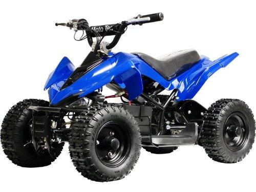 Mototec 24V Mini Quad - Blue