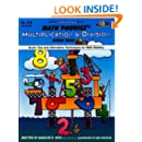 Math Phonics: Multiplication & Division Bonus Book - Quick Tips and Alternative Techniques for Math Mastery