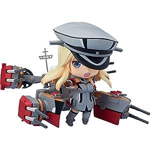 ねんどろいど 艦隊これくしょん ‐艦これ‐ Bismarck改 ノンスケール ABS&PVC製 塗装済み可動フィギュア