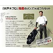 【アウトレット/保障無】ワールドイーグル F-01α メンズ ゴルフ クラブ フルセット【右用 フレックスR】