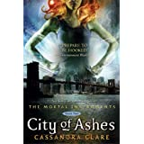 City of Ashes (The Mortal Instruments) ~ Cassandra Clare