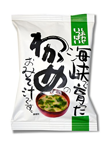コスモス食品 しあわせ 海峡わかめ味噌汁8.4g×5食
