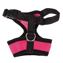 Chinatera Fashion Dog Harness Soft Air Nylon Mesh Pet Harness Dog Cloth Dog Vest
