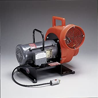 Expl proof blower electric 3 4 hp motor single phase incl for 3 hp single phase 220v motor