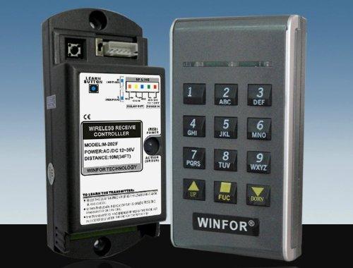 Wireless Access Door Controller Wireless Access Control Standalone