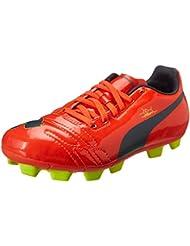 PUMA Evopower 4 R HG JR Soccer Shoe Little Kid Big Kid