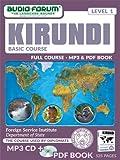FSI: Basic Kirundi (MP3/PDF)