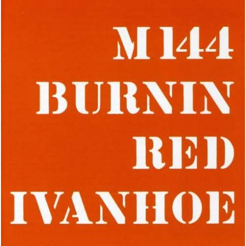 Burnin Red Ivanhoe M 144