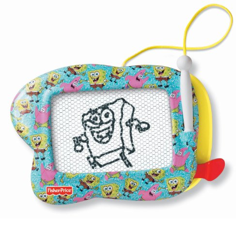 Fisher Price SpongeBob Square Pants Doodle Pro (Fisher Price Magnetic Board compare prices)