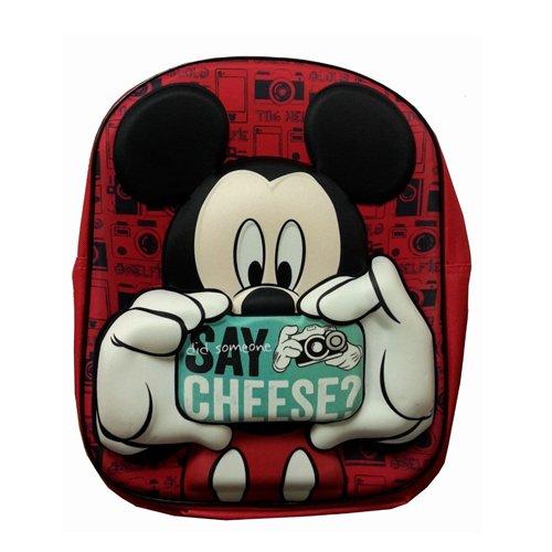 Disney Mickey Mouse 3D Selfie sac à dos