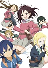 サバゲーアニメ「ステラ女学院高等科C3部」BD/DVD全7巻予約開始