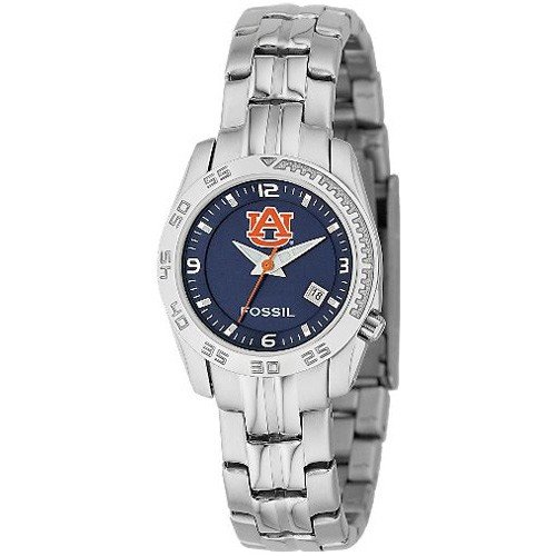 Fossil Auburn Tigers Ladies Stainless Steel Analog Sport Watch at Amazon.com