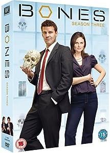 Bones - Season 3 [DVD]