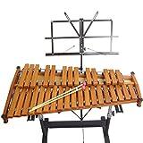 コオロギ ヨーロピアンデスクシロフォン 高級卓奏用木琴 X32K 純正スタンドセット