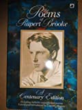The Poems: A Centenary Edition Including Hitherto Unpublished Poems (0552992844) by Brooke, Rupert