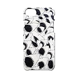 BLUEDIO Designer Printed Back case cover for Apple Iphone 7 - G5058