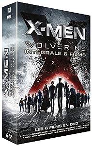 X-Men et Wolverine : Intégrale 6 films [Édition Limitée]