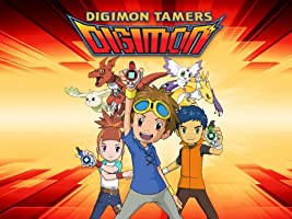 Digimon Tamers: Season 3, Volume 1