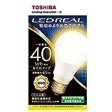 東芝 LED電球 LDA5L-G/40W 電球色 (TOSHIBA) 東芝ライテック