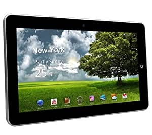 """Kocaso M1050 Google Android 4.0 4GB 1.2GHz 1GB DDR3 Ram 4GB Rom1080p HDMI Output 3D Games WiFi Front Camera 10.1"""" Super Slim Tablet PC (Silver)"""