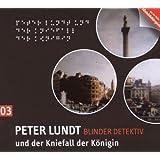 Detektiv Peter Lundt - Folge 3: Peter Lundt und der Kniefall der Königin. Hörspiel-Krimi.