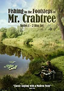 Fishing In The Footsteps Of Mr Crabtree [DVD]