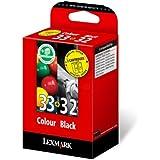 Lexmark 80D2951 - 80D2951 32+33 Inkjet Cart Combo
