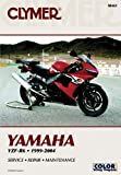 Yamaha YZF-R6 99-04 (Clymer Motorcycle Repair) Clymer Publishing