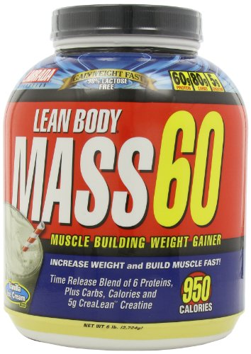 Labrada Nutrition Lean Body Mass 60 Muscle