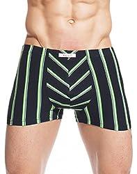 Xuba Men's Cotton Trunk (XB1311214002_Green_L)
