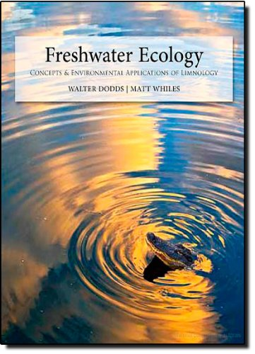 Freshwater Ecology, Second Edition: Concepts And Environmental Applications Of Limnology (Aquatic Ecology) front-610149