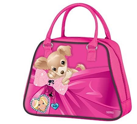 Thermos Barbie Purse Lunch Kit