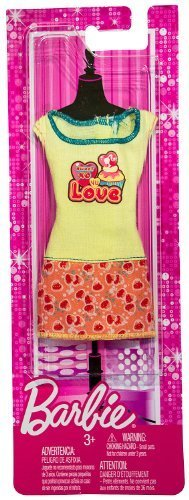 Sweet XO 4U Love Dress: Barbie Fashionistas Fashion Pack