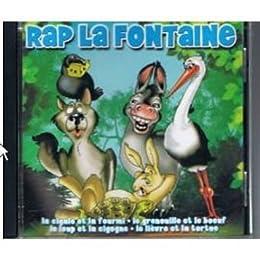 CD RAP LA FONTAINE