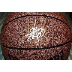 Buy Stepen Curry signed basketball, Golden State Warriors, DUBS, Exact Proof, COA - Autographed... by Sports Memorabilia