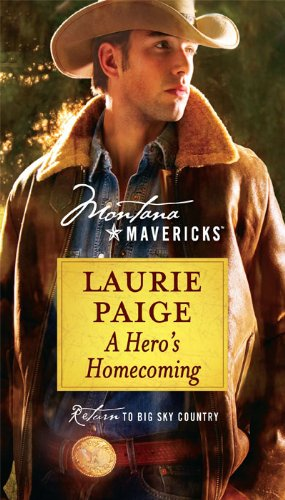 Image for A Hero's Homecoming (Montana Mavericks: Return to Big Sky Country)