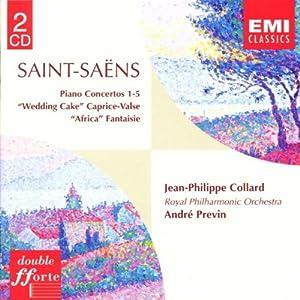 Saint-Saens;Piano Concs.1