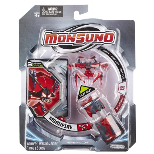 Monsuno Core 1-Pack - Wave #1 - Eklipse/Moonfire